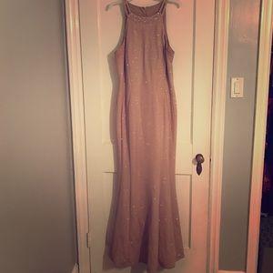 Macy's Nightway Brand Evening Dress
